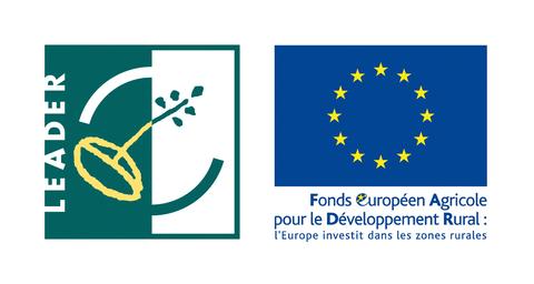 Logo Fonds européen agricole pour le développement rural